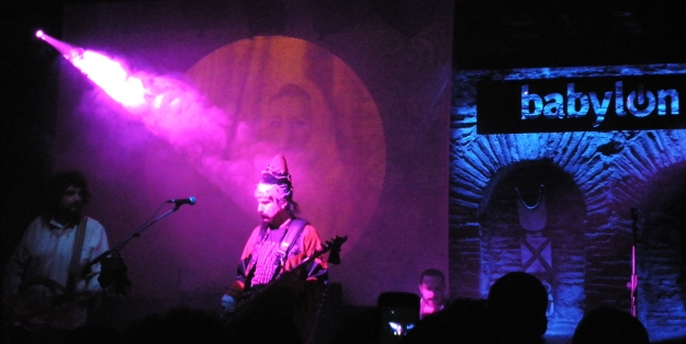 Baba Zula live in Istanbul