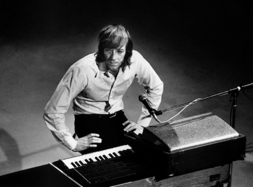 "Ray Manzarek on the intro of ""Light My Fire"""