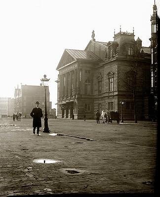 The Concertgebouw in 1902