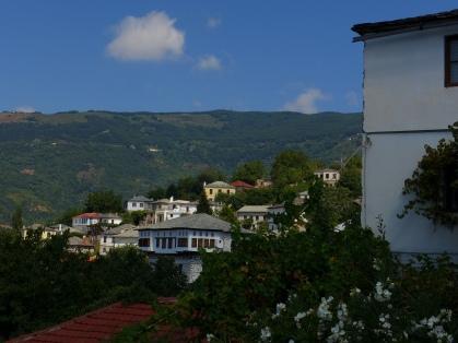 View of Agios Lavrentios