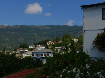 View of Agios Lavrentios