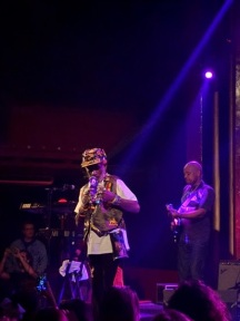 "Lee ""Scratch"" Perry at Apolo, Barcelona"